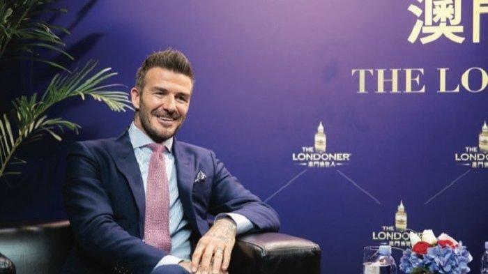WOW Keren David Beckham Ucapkan Selamat Idul Fitri dalam Bahasa Indonesia,Mohon Maaf Lahir dan Batin