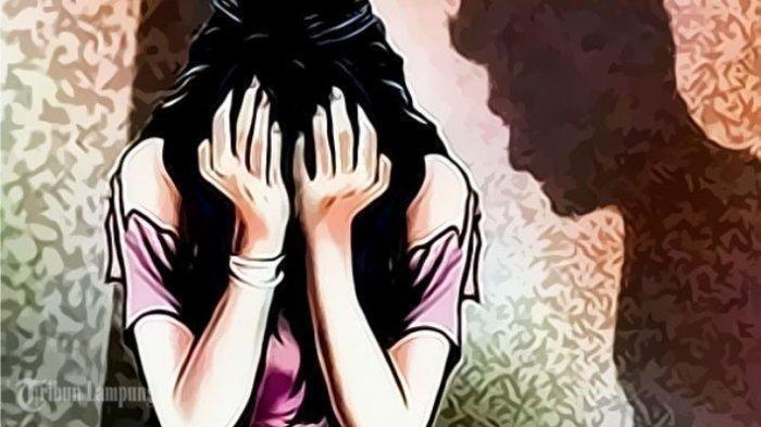 Ayah Nekat Cabuli Anak Tirinya Usia 9 Tahun, Ditangkap di SPBU  Kota Jambi