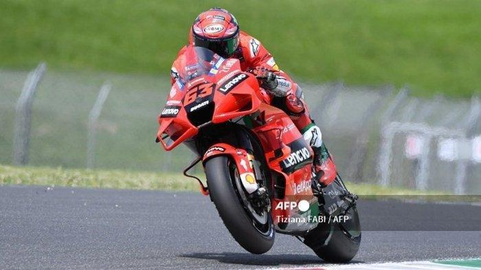 Bagnaia Semangat Targetkan Naik Podium di MotoGP Belanda