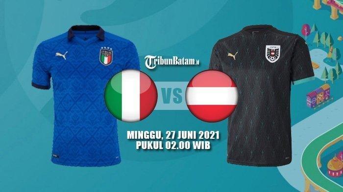 Giovanni Tak Sabar Hadapi Tim Austria, Timnas Italia Bersemangat Untuk Menang