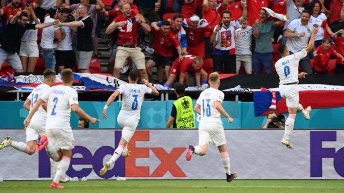 Republik Ceko Melaju Perempat Final, Usai Menyingkirkan Belanda Skor 2-0