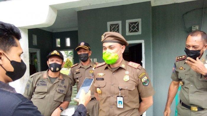 Terlibat Penyalahgunaan Sabu, Dua Oknum ASN Satpol PP Diberi Sanksi