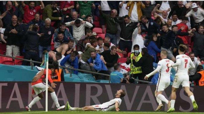 Inggris Melaju ke Perempat Final Euro 2020, Kekalahan Jerman Kado Pahit Perpisahan Joachim