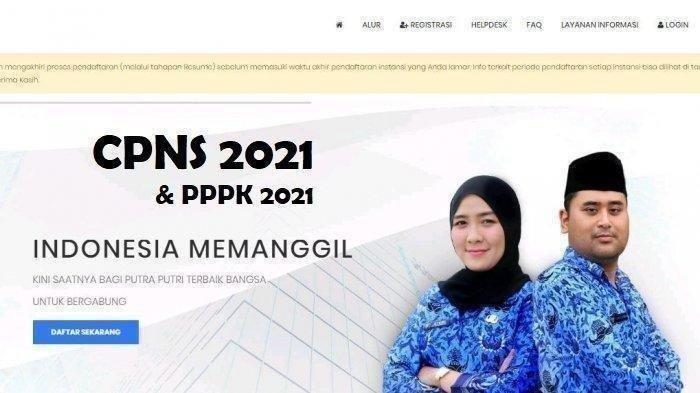 PENGUMUMAN Pemerintah Turunkan Passing Grade CPPPK pada CASN 2021