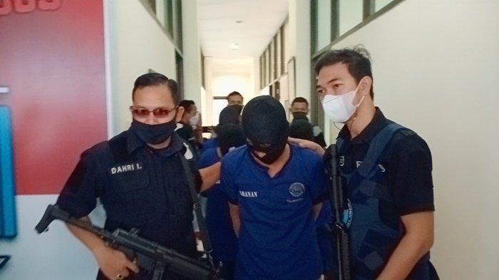 Ibu Hamil Terlibat Jaringan Narkoba Rp2 Miliar di Bangka Belitung, Melahirkan Setelah Ditangkap