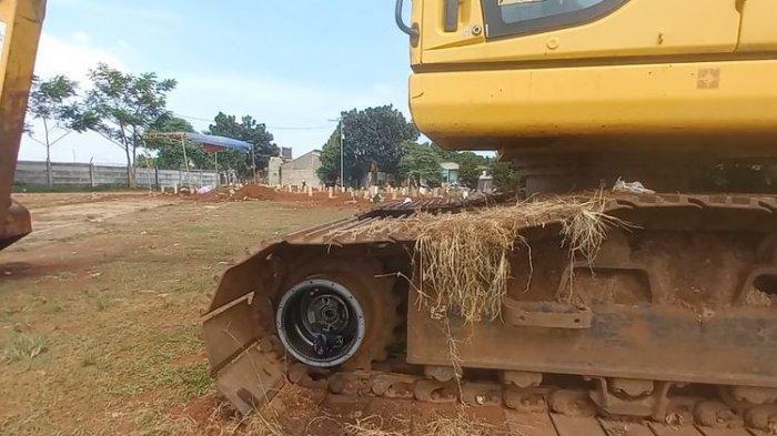 Suku Cadang Alat Berat Hilang di TPU, Polisi Identifikasi Terduga Pelaku, Kerugian Capai Rp100 Juta