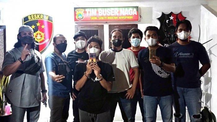 Tim Naga Polres Pangkalpinang Beraksi, Pencuri di 7 TKP di Kota Pangkalpinang, Ini Sosoknya