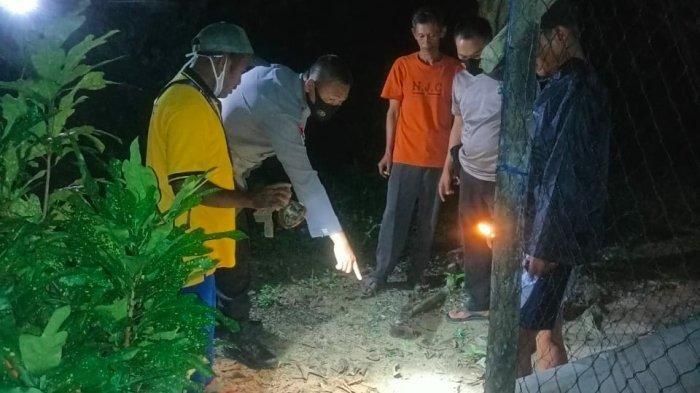 Warga Geger Penemuan Bayi di Garasi Mobil di Belitung, Masih Terlilit Tali Pusar dan Beralas Gorden