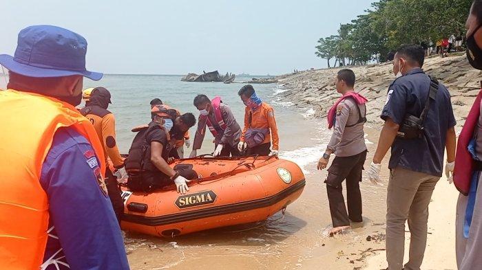 Korban Tabrakan Kapal Nelayan dengan Tugboat Ditemukan, Tiga Hari Menghilang Jasadnya Mengapung