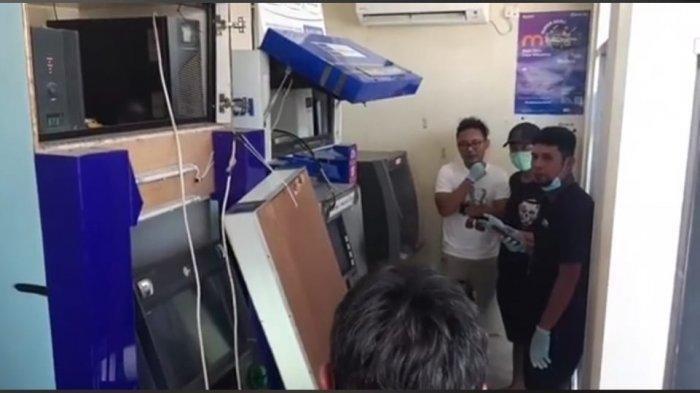 Ini Upaya Polisi Untuk Ungkap Kasus ATM Di Bobol Komplotan Pencuri