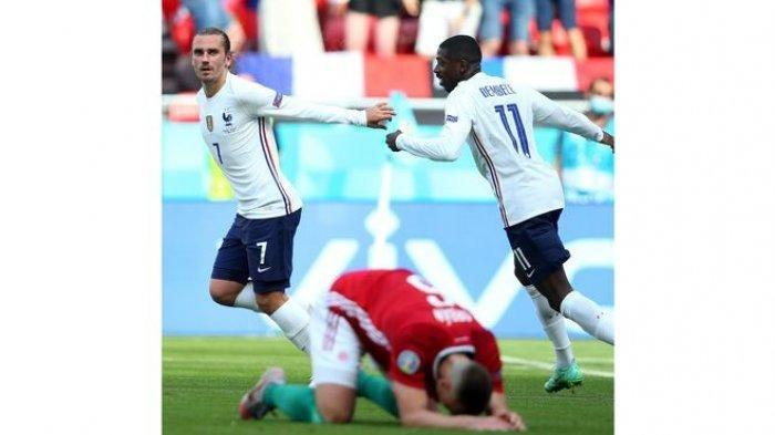 LagaTimnas Portugal vs Prancis, Ibarat Final Kedinian Euro 2020