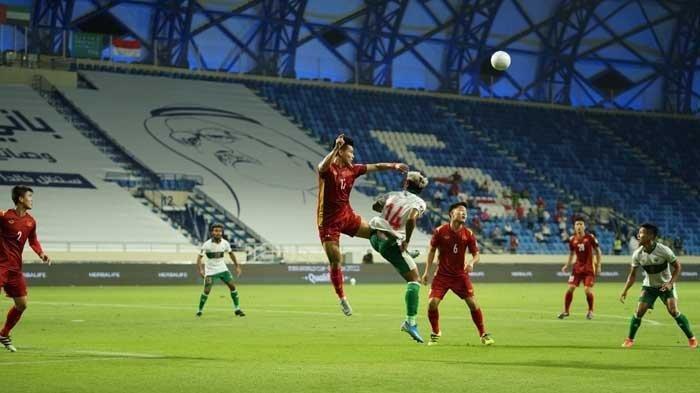 Timnas Vietnam Pimpin Sementara Klasemen Grup G, Menang Telak 4-0 Atas Timnas Indonesia
