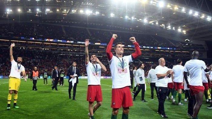 Portugal Akan Hadapi Jalan Terjal Di Euro 2020, Tergabung Bersama Jerman, Prancis, dan Hongaria