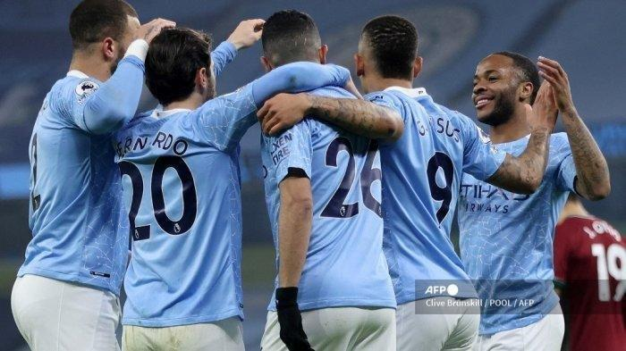 Liga Inggris Musim Dirillis, Mulai Kick-off Agustus 2021, Manchester City Akan Bertemu Lawan Berat