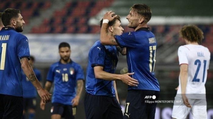 Laga Pembuka Euro 2020, Timnas Italia Raih Kemenangan Atas Turki, Ini Sejarah Ada Gol Bunuh Diri