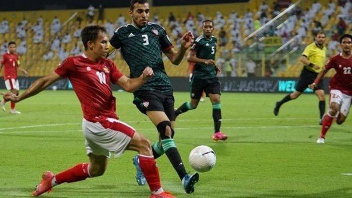 Uni Emirat Arab Menang Telak 5-0 Atas Timnas Indonesia, Dampingi Vietnam Di Klasmen Grup G