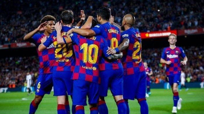 Atletico Madrid dan Real Madrid Perebutkan La Liga Spanyol, Barcelona Hanya Menjadi Penonton