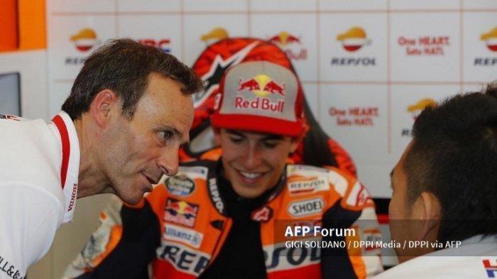 Seri Ke 8 MotoGP 2021, Akan Berlangsung Di Jerman, Alberto Pesimis Marquez Bisa KembalI Sediakala