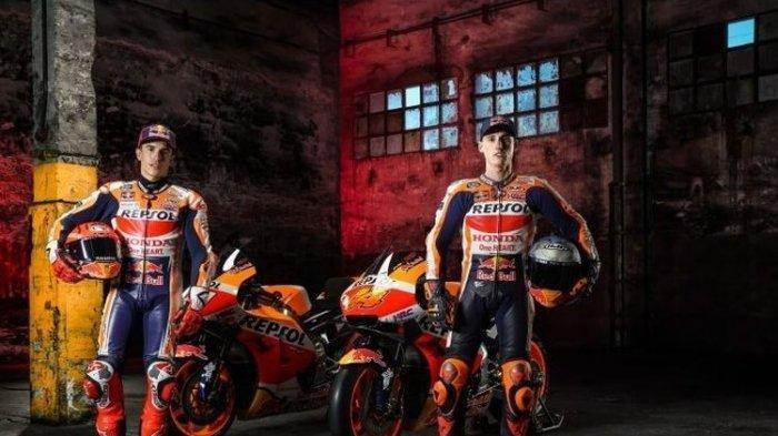 Marquez Kabarkan Lengan Pulih Dari Cedera, Optimis Akan Comeback Ikut  MotoGP Qatar 2021