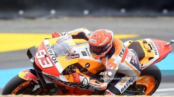 Begini LucaCaldora Komentari Marc Marquez, Rider Terbaik Sukses Raih 6 Gelar Juara Dunia