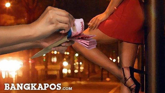 PSK Hamil Di Bawah Umur Ikut Terjaring, Berkilah Tidak Terlibat Prostitusi Online
