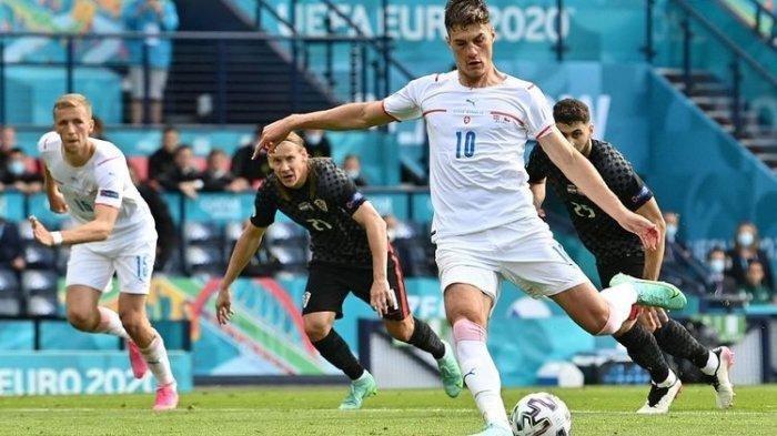 Laga Timnas Kroasia vs Skotlandia di Grup D, Masing-masing Kumpulkan  1 Poin