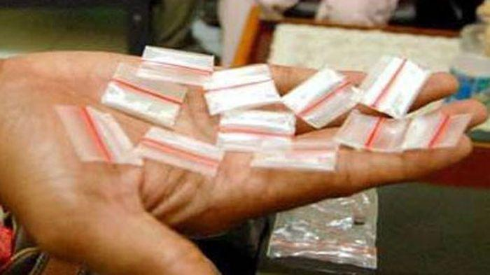 Tak Jera Residivis Pengedar Narkoba Ini Ditangkap, Polres Bangka Selatan Amankan 11 Paket Sabu