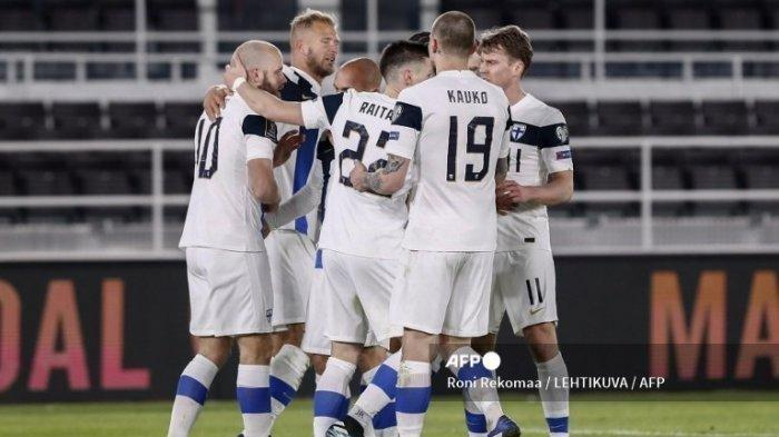 Head to Head Laga Euro 2020, Finlandia Antisipasi Pemain Rusia Agresif