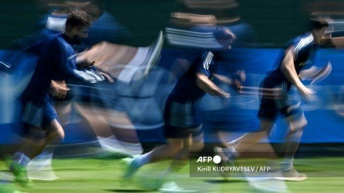 Babak Penyisihan Euro 2020 Segera Akan Dimulai, Grup B Diawali Timnas Rusia VS Belgia