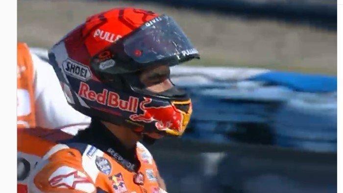 Marc Marquez Cemaskan Cuaca, Akan Tebar Ancaman Di MotoGP Le Mans, Prancis