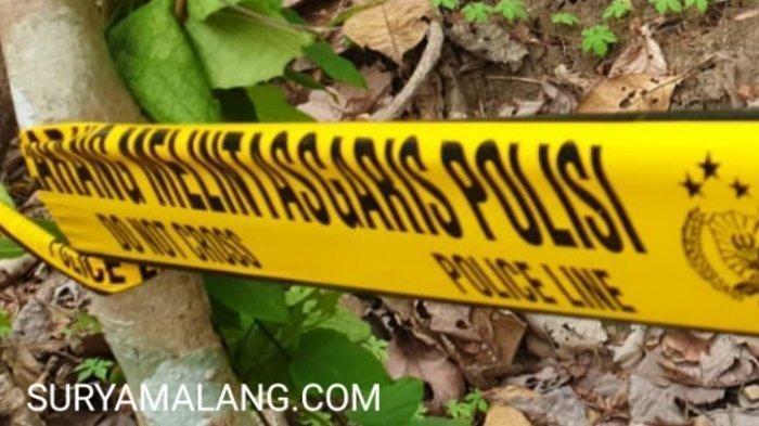 Jasad Pria Misterius Ditemukan Tanpa Busana di Tengah Hutan Jati
