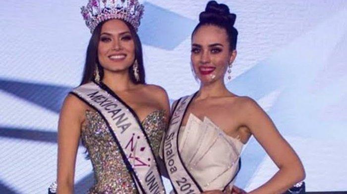 AndreaMeza Bawa Mahkota Miss Universe ke-69, Menyisihkan 4 Finalis Lainnya