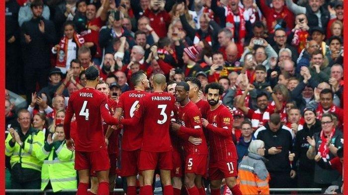 Liga Inggris Pekan Ke 37 Ditutup Dengan 6 Pertandingan, Liverpool Menang Atas Burnley SKor 3-0