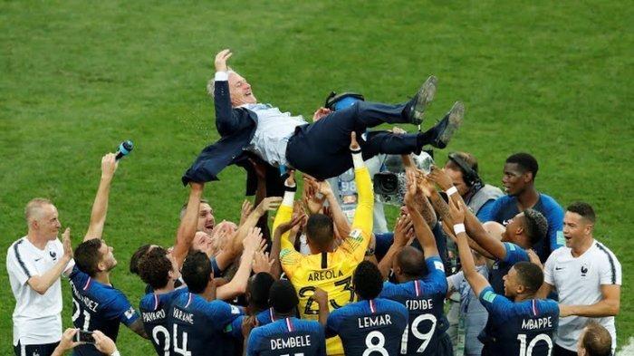 Euro 2020 Segera Bergulir, Ini Kekuatan Sukad Tim Perancis, Ada 26 Pemain Dipanggil