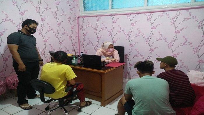Tiga Orang Diciduk di Penginapan,  Kedapatan Konsumsi Ekstasi