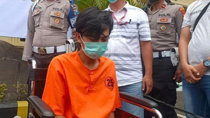 Polisi Ungkap Kasus Pembunuhan di Hotel Kediri, Pelaku Dilumpuhkan Karena Hendak Mencoba Kabur