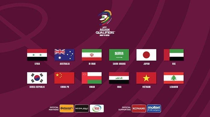 12 Tim Lolos Babak Ketiga, Rebut Tiket ke Piala Dunia 2022