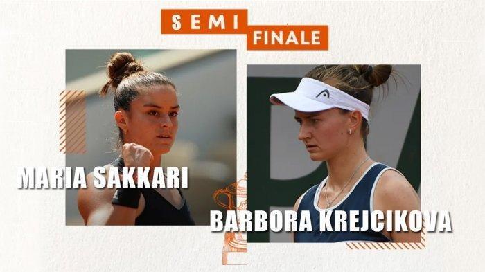 Empat Semifinalis di Turnamen Grand Slam, Sakkari Petenis Yunani Catat Sejarah