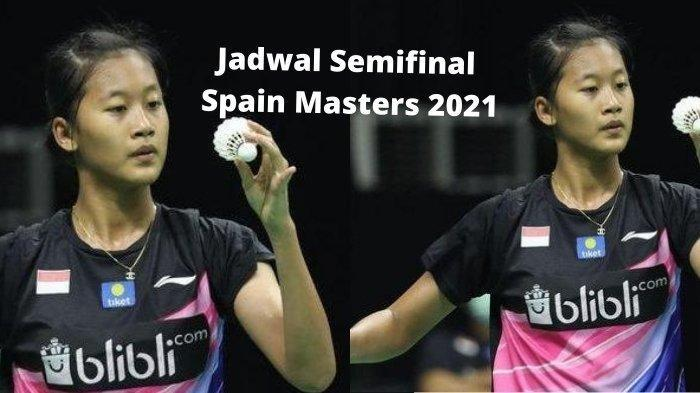 Babak Semi Final Spain Masters Hari Ini, Tujuh Wakil Indonesia Tunggal Putra  Bawa Tiket Babak Final