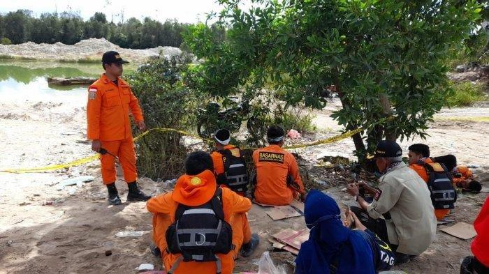 Tim SAR Basarnas Turunkan 5 Regu dan 3 Perahu Karet, Cari Korban Diterkam Buaya