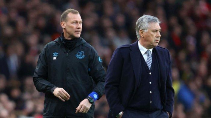 Duncan Tolak Tawaran Carlo Ancelotti, Lebih Memilih Jadi Pelatih Everton