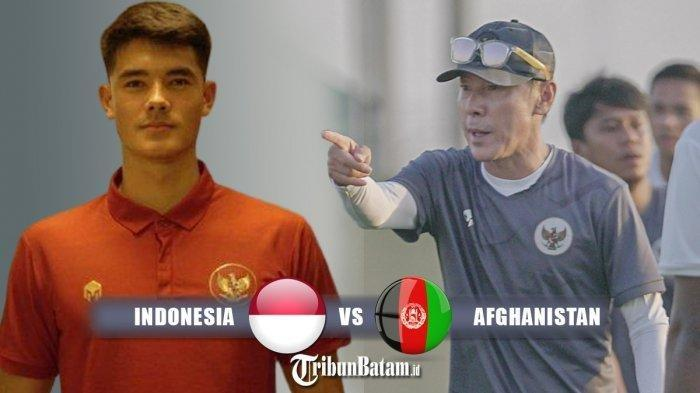 Laga Uji Coba Timnas Indonesia VS Afghanistan, Elkan Baggott Tak Gabung Karena Alasan Ini