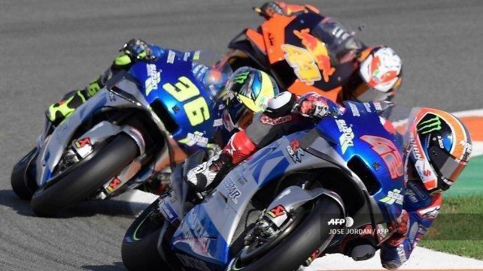 Quartararo Tampil Dominan Sepanjang Balapan, Berada Di Puncak Klasemen MotoGP 2021