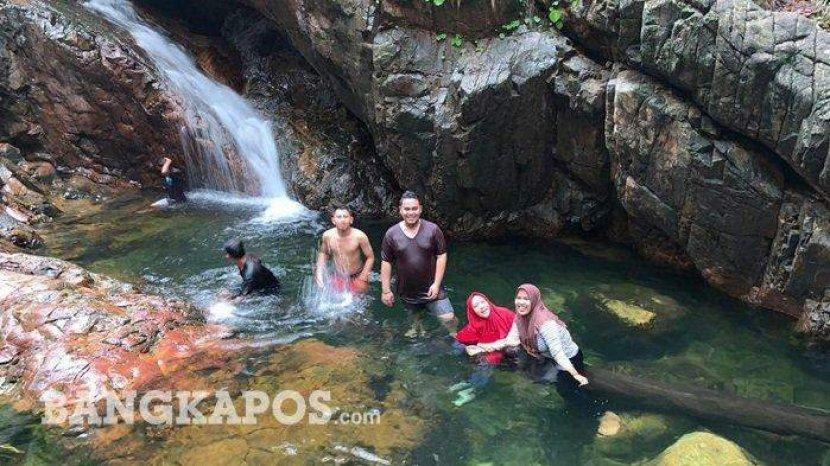 Wisata Air Terjun di Bangka, Jadi Pilihan Mengisi Liburan Akhir Pekan