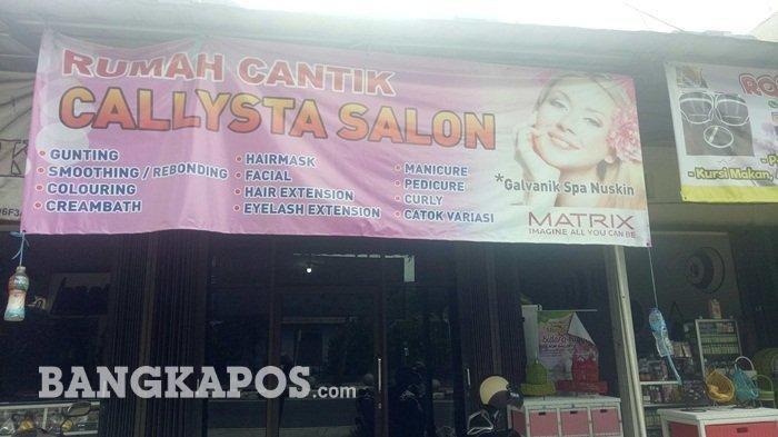 Mau Perawatan Wajah dan Rambut, Datang Saja ke Rumah Cantik Callysta Salon