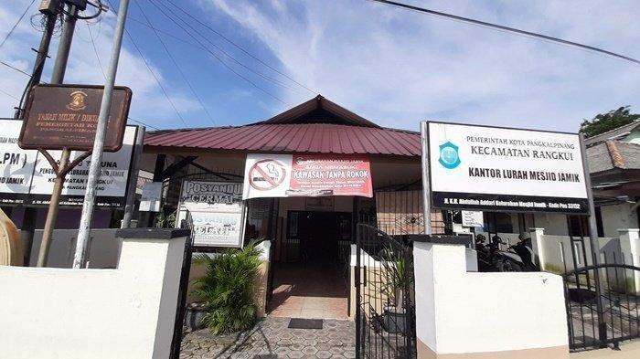 Kelurahan Masjid Jamik Kota Pangkalpinang, Banjir Masih Jadi Permasalahan