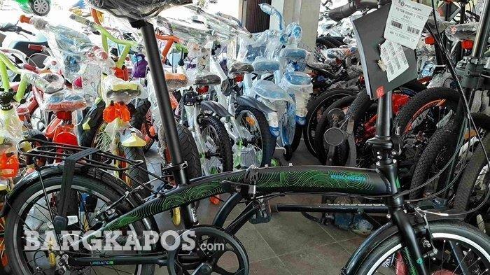 Harga Sepeda Lipat di Pangkalpinang 1 Jutaan Sampai Puluhan Juta