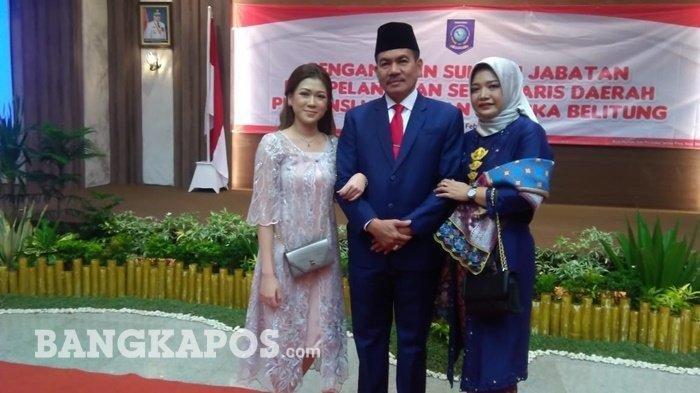 Profil Naziarto Sekda Bangka Belitung, Pernah Jadi Wartawan Hingga Berkarir di Kementerian