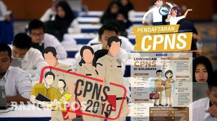 Kiat Hadapi CAT CPNS 2019, Udpate Informasi Hingga Tak Lupa Berdoa