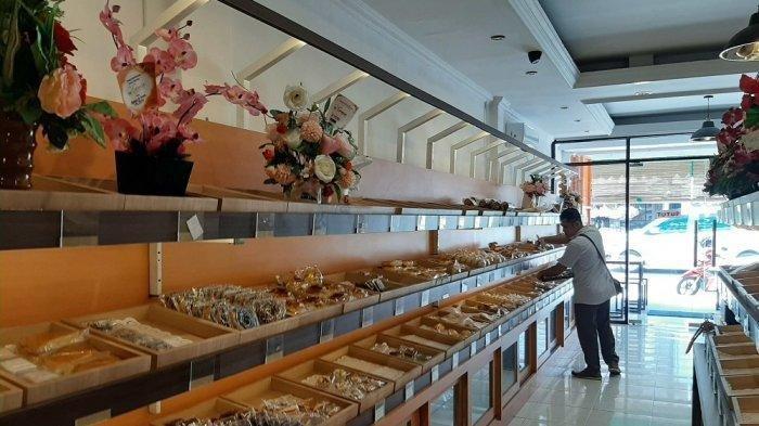 Jajanan Kue Tradisional di Kota Pangkalpinang, Toko Sarana juga Sediakan Nasi dan Snack